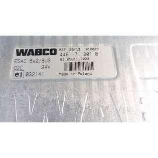 control-unit-man-used-part-no-man-tgx-tgs-euro6-euro-6-emission-standard-esac-ecas-control-unit-ecu-by-wabco-4461712010-81258117023-6x2-bus-81258117022-electronic-control-unit-running-gear-control-230536-cover-image