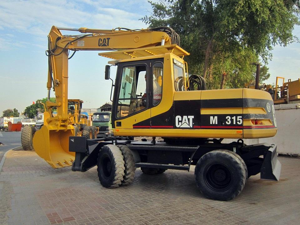 1996-caterpillar-m315-cover-image