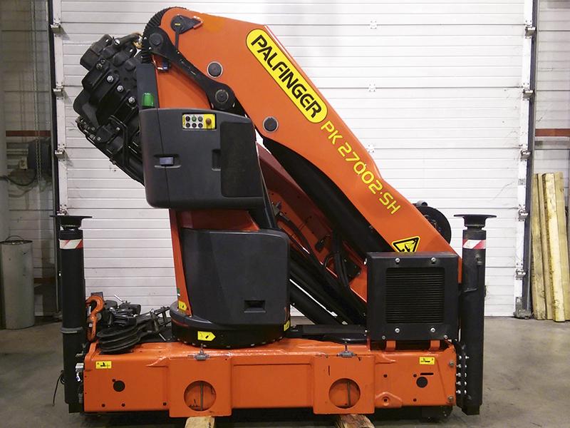 2016 Palfinger PK 27002 SH (19116)   Plant & Equipment