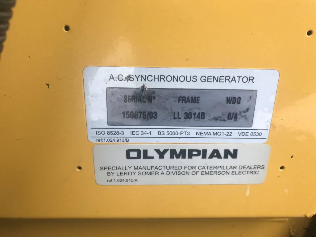 2003 OLYMPIAN XQE100