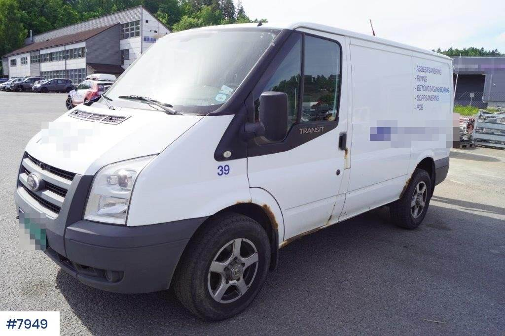 2010 Ford Transit 115 T280 Van W Interior 123693 P E