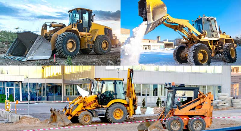 What are the Different Types of Wheel Loaders? | Plant