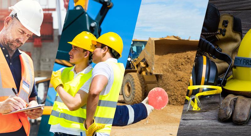 كيفية استخدام المعدات الثقيلة بشكل آمن
