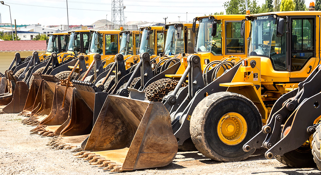 Where to buy heavy equipment in the United Arab Emirates?
