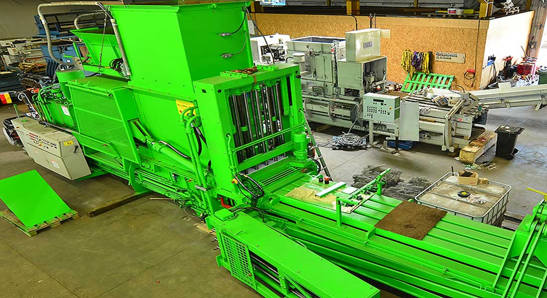 RDA Recycling Machinery selling online at PlantAndEquipment.com