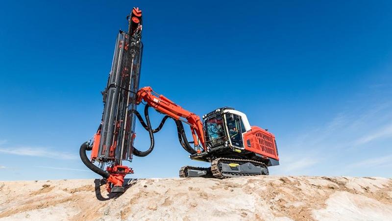Sandvik receives major order for surface drills rigs in West Africa