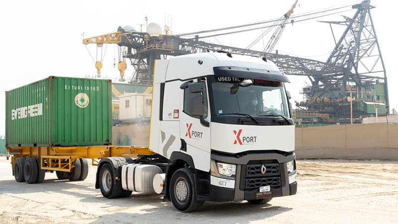 Renault Trucks Started Marketing A New Model From Its Used Trucks Factory