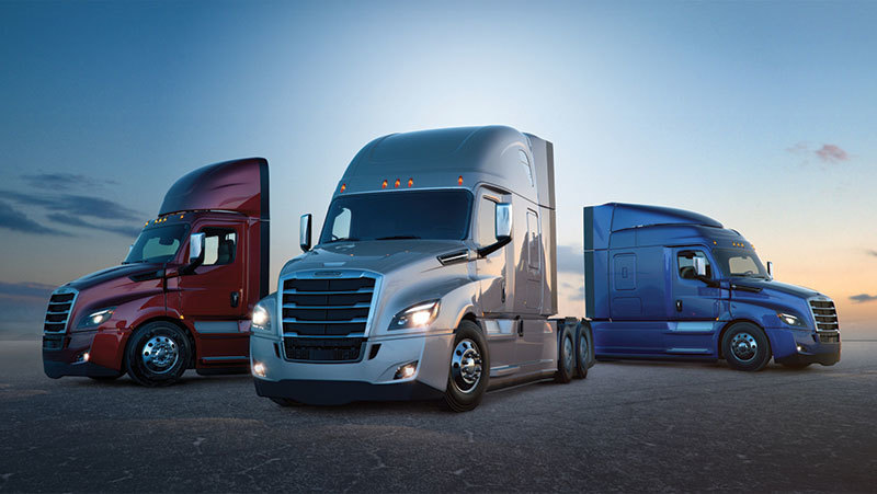 Best Sales Result in the Past Decade: Daimler Trucks Sells