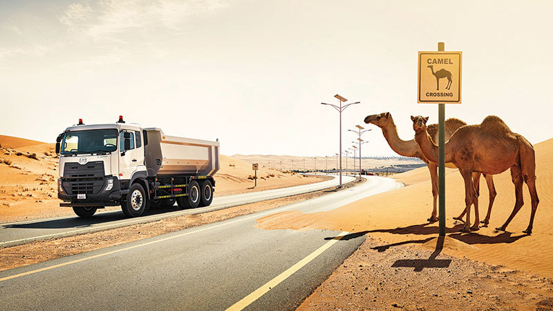 UD Trucks Announces Sales Growth Across the MEENA Region in