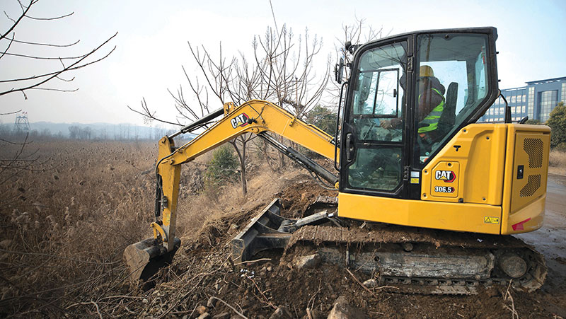 Caterpillar's Next Generation mini excavators have a range of features to keep operating costs low and aid performance.