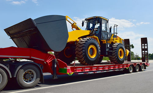 How to Move Heavy Equipment?