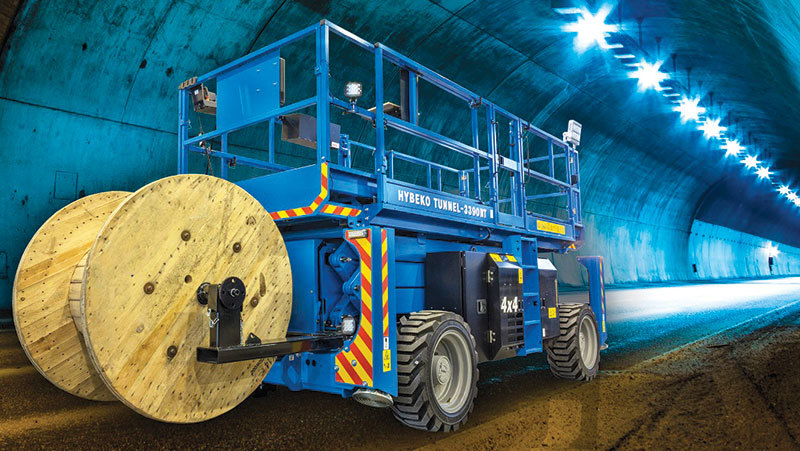 Hybeko Tunnel Lift Awarded Product of the Year by IAPA