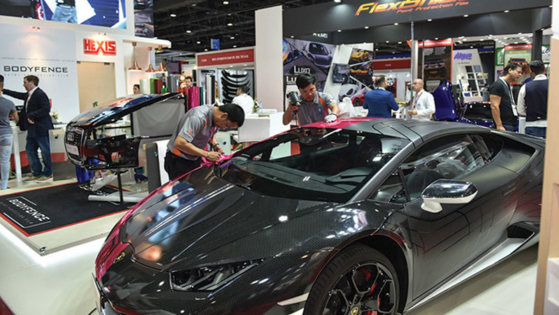 Middle East's Auto Aftermarket Underlined by Strong International