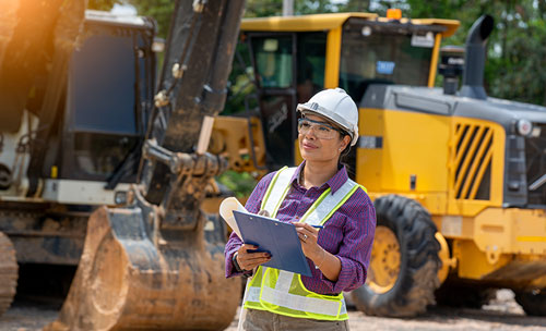 قائمة مراجعة السلامة عند الحفر والتنقيب