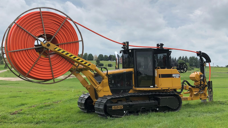 Vermeer In Distribution Deal With Bron For Utility Plows