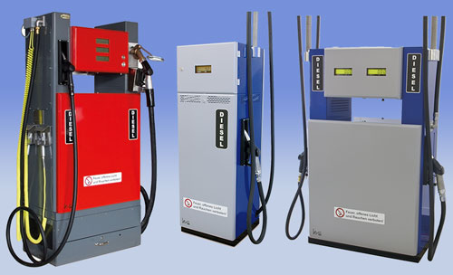 Manufacturer of Petrol Station  Systems