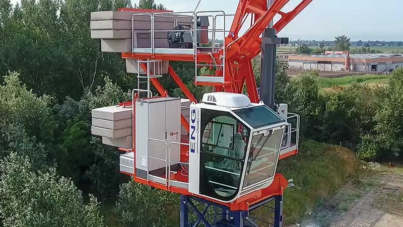 ENG Tower Cranes