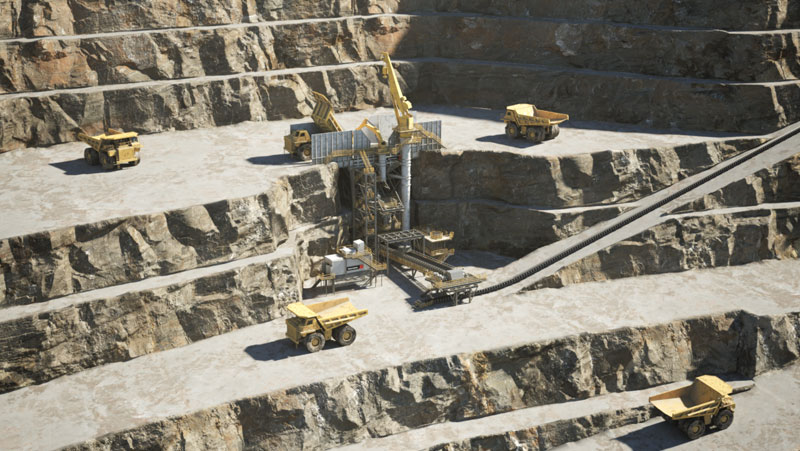 Metso Outotec Launches Integrated Planet Positive High-Capacity In-Pit Crush & Convey Solutions