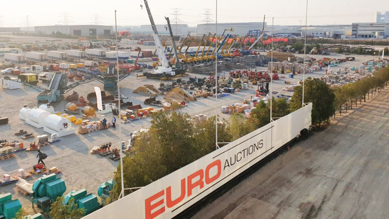 Euro Auctions Expands In The UAE