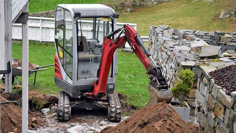 Why And How To Use A Mini Excavator Plant Equipment