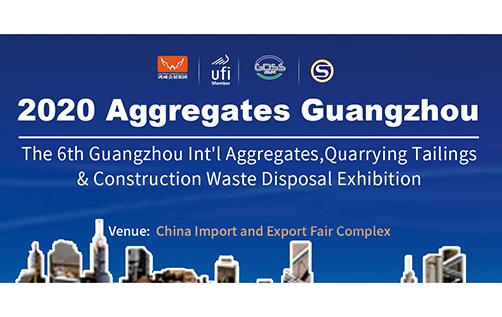 Aggregates Guangzhou Fair