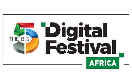 THE BIG 5 DIGITAL FESTIVAL AFRICA
