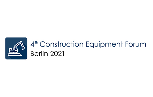 4th Construction Equipment Forum 2021