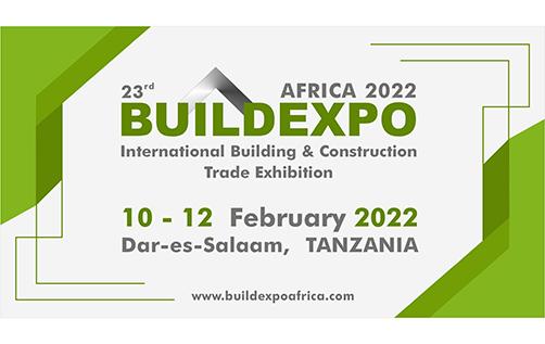 23rd Buildexpo Tanzania