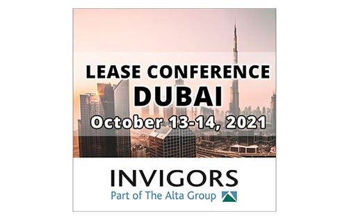 Lease Conference Dubai