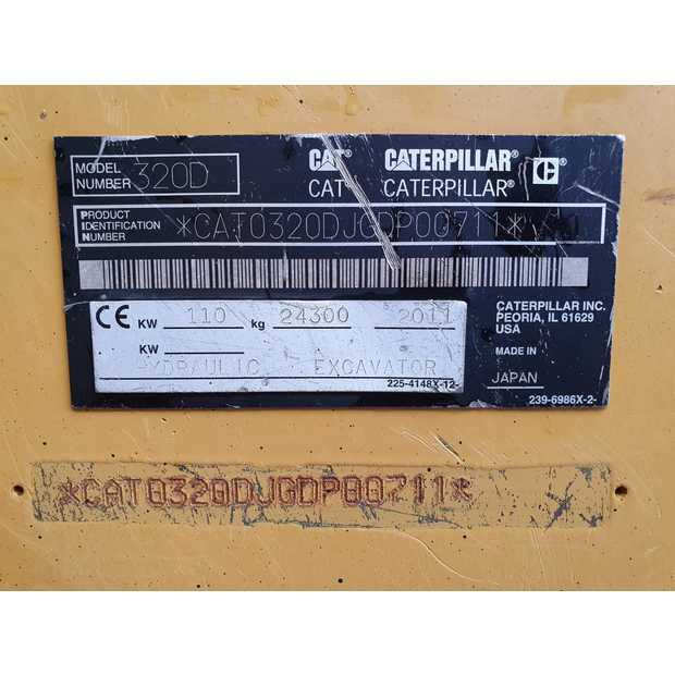 2011-caterpillar-320d-113040-13407603