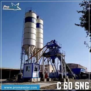 2020-promax-compact-concrete-plant-c60-sng-line-60m3-h-cover-image
