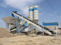 2021-promax-m100-twn-mobile-concrete-batching-plant-with-twin-shaft-mixer-100m-hour-equipment-cover-image