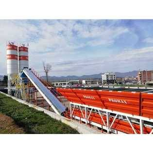 2021-promax-s100-twn-stationary-concrete-batching-plants-with-twin-shaft-mixer-100m-hour-cover-image
