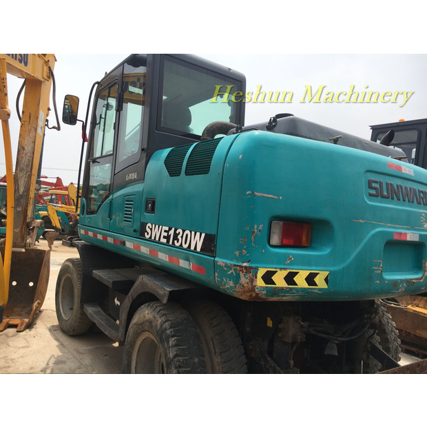 2014 Sunward SWE130W (56623) | Plant & Equipment