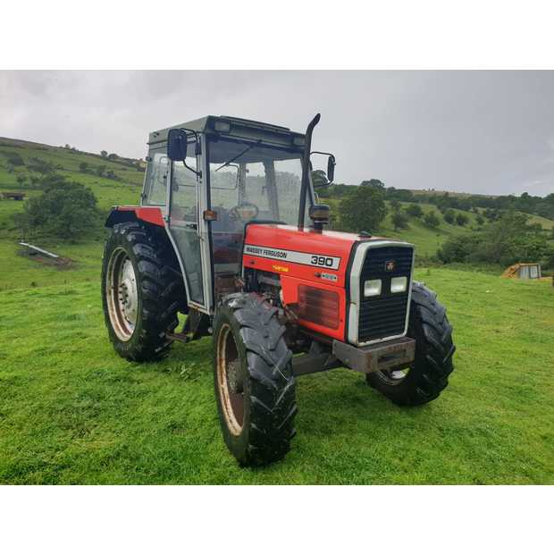 Tractor /& Implements info on CD MEGA Massey Ferguson MF