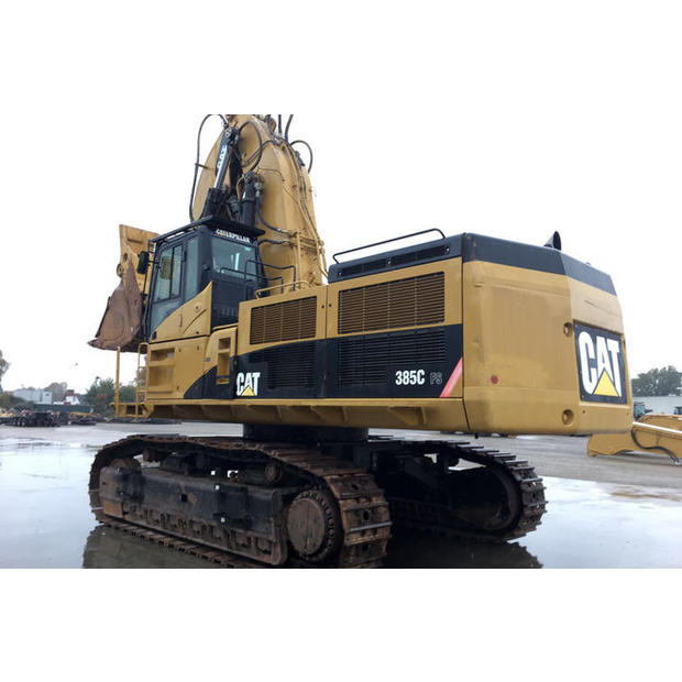 2007 CATERPILLAR 385C FS (17784) | Plant & Equipment
