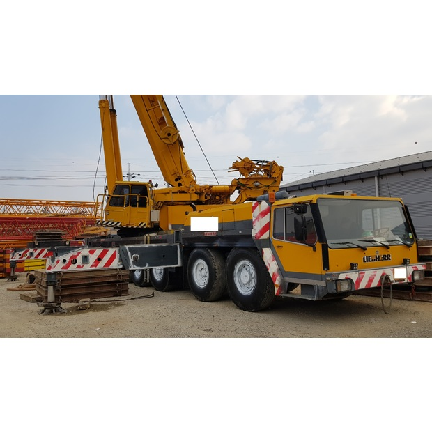 1992 LIEBHERR LTM1300 (17863) | Plant & Equipment
