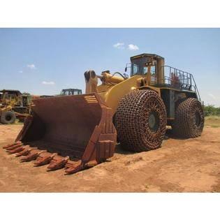 Middle ldr0033 2008 komatsu wa800 wheel loader  botswana