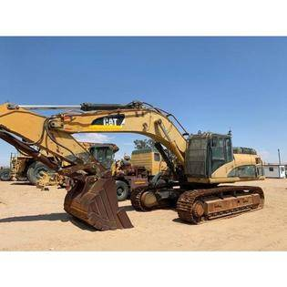 Middle exc0068 2009 caterpillar 336dl excavator  namibia