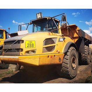 Middle d94 2011 volvo a40f adt  south africa