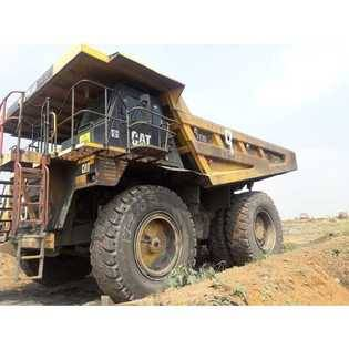 Middle rt9 cat 777d rigid dumper  south africa