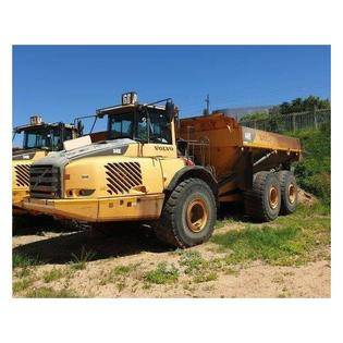 Middle d68 2011 volvo a40e adt  south africa