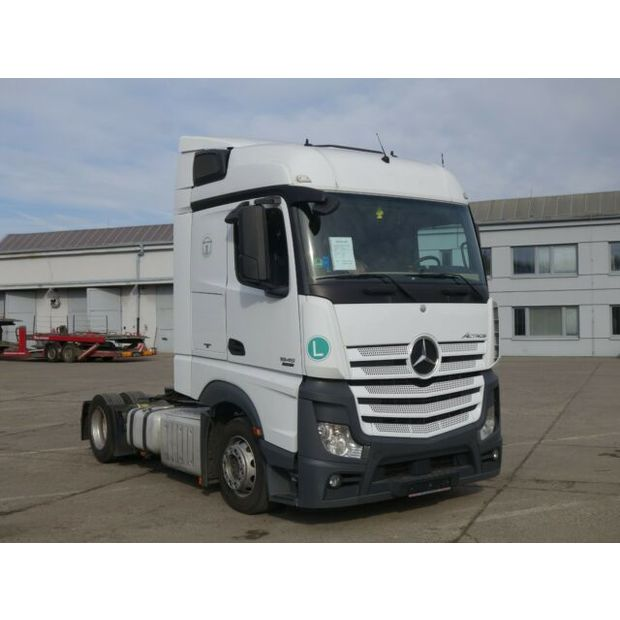 2012 Mercedes-Benz ACTROS 1845 (21618) | Plant & Equipment