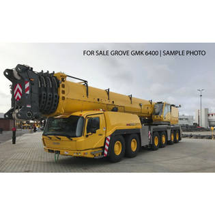 Middle buy used crane grove gmk 6400 for sale pcm cranes 1 kopie