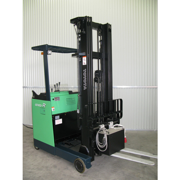 2008 TOYOTA 7FBR15 (30393) | Plant & Equipment