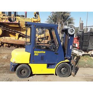Komatsu Fd30t 14 Forklifts For Sale In Egypt Plantandequipment Com
