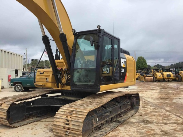 2016 CATERPILLAR 330FL