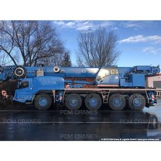 Middle buy used grove gmk 5110 2014 for sale pcm crane 1