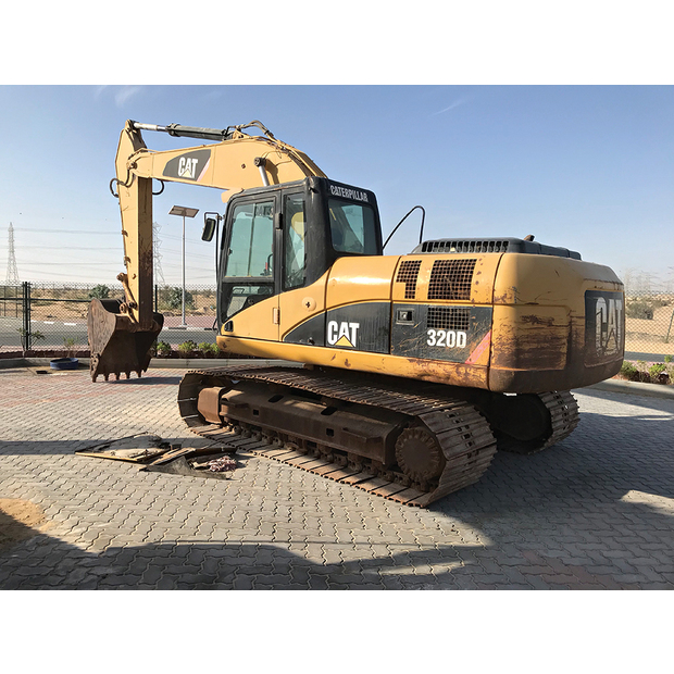 2009 Caterpillar 320D Excavators (5198) | Plant & Equipment