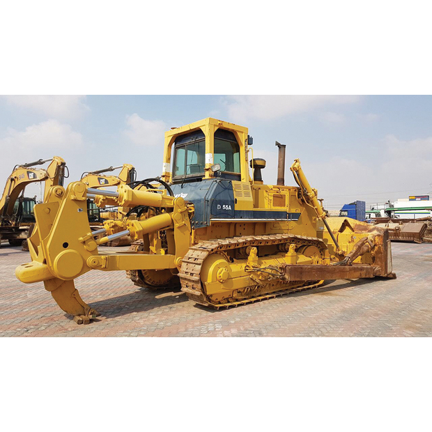 2009 Komatsu D155A Dozer (5206) | Plant & Equipment